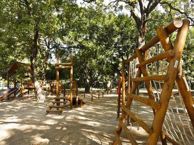 Parque da Jaqueira, na Zona Norte do Recife (Foto: Andréa Rêgo Barros/PCR)
