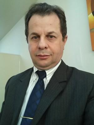 juiz Lúcio Eduardo de Brito Uberaba (Foto: Juiz Lúcio Eduardo de Brito/ Arquivo Pessoal)
