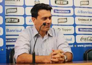 Rui Costa, diretor executivo do Grêmio (Foto: Diego Guichard)
