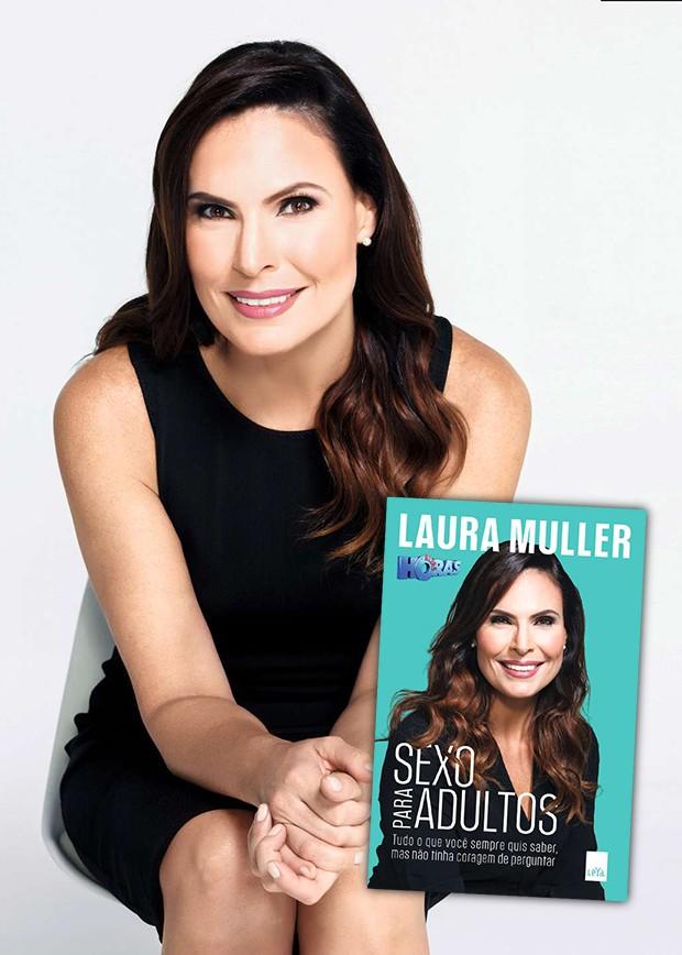 Laura Muller reúne as principais dúvidas ouvidas ao longo de sua carreira em novo livro (Foto: Laura Muller reúne as principais dúvidas ouvidas ao longo de sua carreira em novo livro)