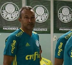 Cláudio Prates Palmeiras (Foto: Cesar Greco/Ag. Palmeiras)