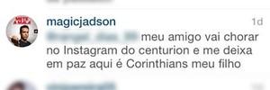 print Jadson Corinthians (Foto: Reprodução)