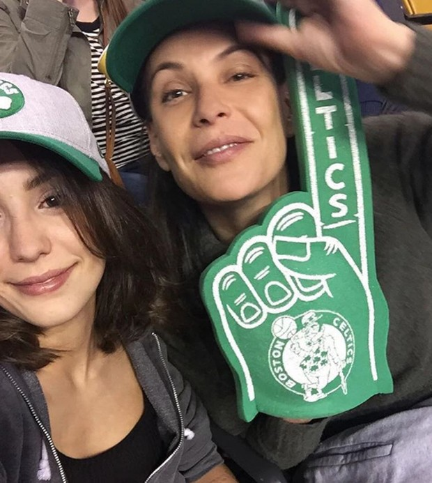 Valentina e Carolina Ferraz (Foto: Reprodução/Instagram)