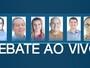 Debate com candidatos a prefeito de Fortaleza acontece nesta quinta (29)