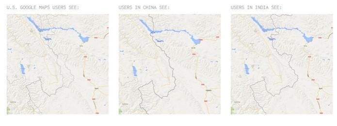 Acampamento é alvo de disputa entre China e Índia (foto: Reprodução) (Foto: Acampamento é alvo de disputa entre China e Índia (foto: Reprodução))
