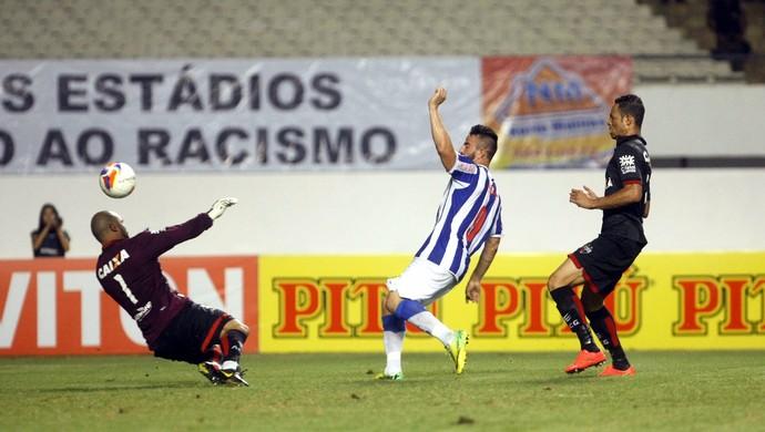 Paysandu x Atlético-GO - Série B 2016