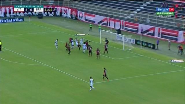 772ae54b48367 Vitória x Bahia de Feira - Campeonato Baiano 2018 - globoesporte.com