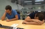 Rodada sonolenta, Tupi parado e Larissa Oliveira na Rio 2016