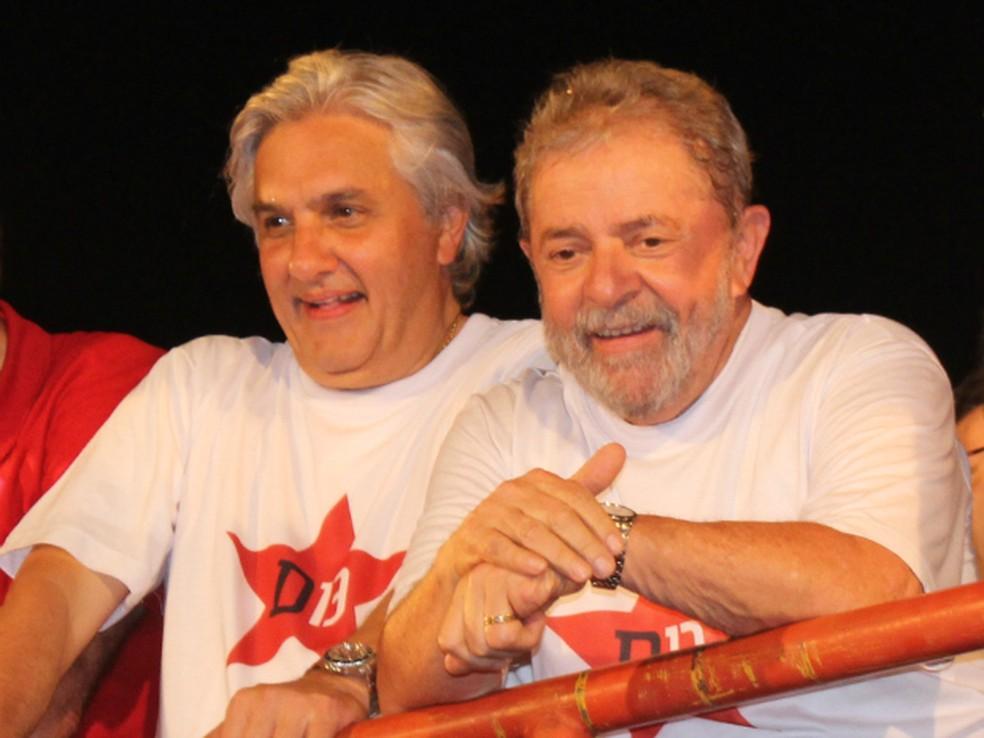 Delcídio saiu do PT antes mesmo de ter o mandato cassado no Senado e fazer delação premiada (Foto: Gabriela Pavão/ G1 MS)