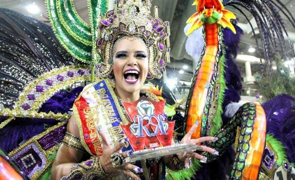 Rainha das Rainhas 2014 (Foto: Divulgação)