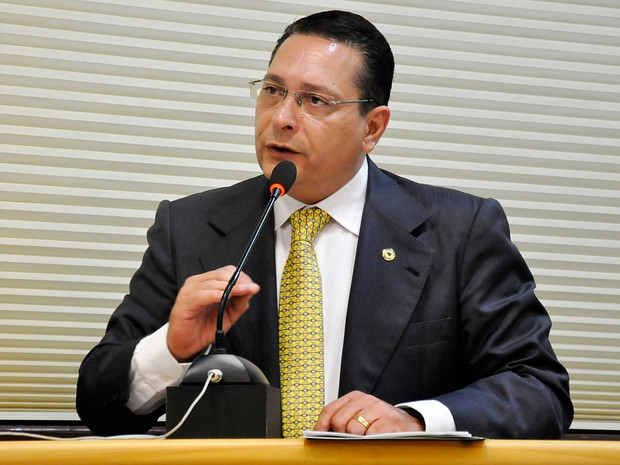 Ezequiel Ferreira, presidente da Assembleia Legislativa do RN (Foto: João Gilberto/ALRN)