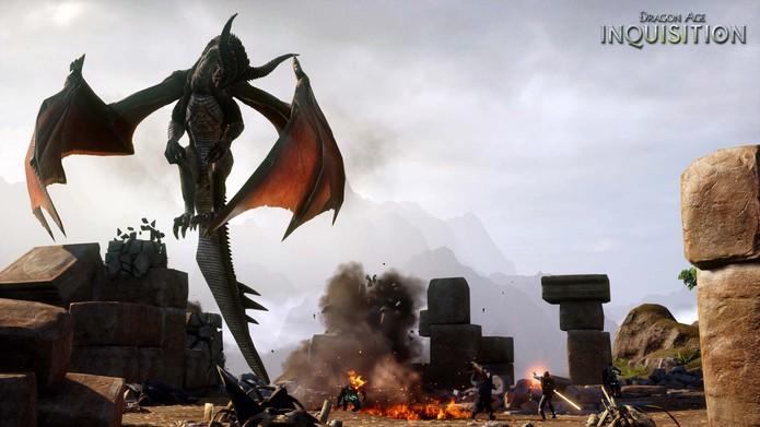 Dragon Age: Inquisition (Foto: Foto: Divulgação)