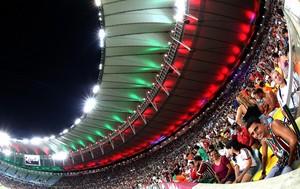 Torcida Fluminense Maracanã (Foto: Nelson Perez/Fluminense FC)