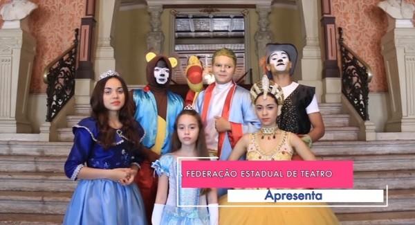 Federação de Tetaro 600 (Foto: Reprodução / TV Liberal)
