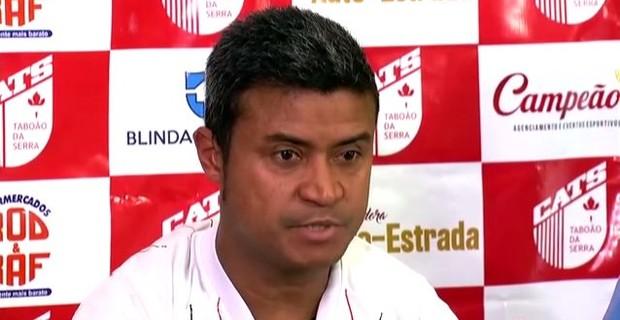 Adriano Gabiru, Taboão da Serra (Foto: Reprodução )