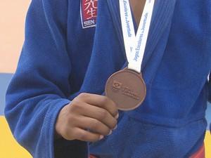 amapá; macapá; medalha; jogos escolares da juventude; (Foto: Reprodução/Rede Amazônica)