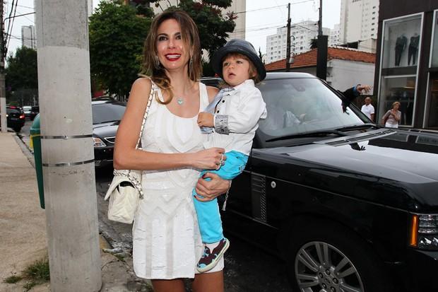 Luciana Gimenez (Foto: Manuela Scarpa/Foto Rio News)