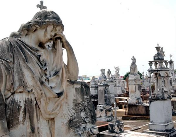 Cemitérios de Campinas tem número crescente de sepulturas abandonadas e em ruínas. (Foto: Divulgação / Prefeitura Campinas)