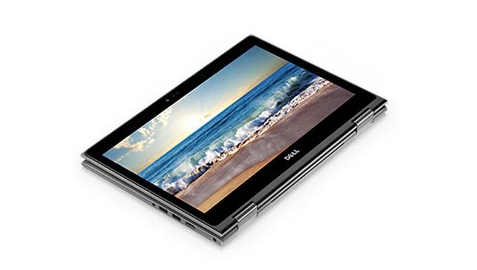 Notebook da Dell tem design dobrável (Foto: Divulgação/Dell)
