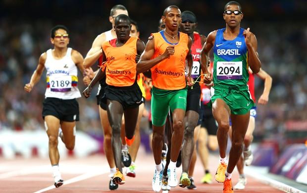odair santos, Atletismo, paralimpíadas 2012 (Foto: Getty Images)