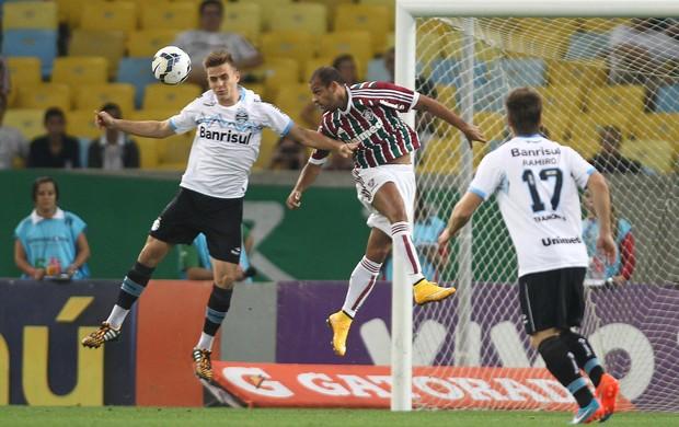Carlinhos Fluminense x Grêmio (Foto: Matheus Andrade / Photocâmera)