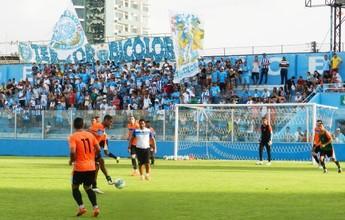 """Com Jobinho no ataque, Paysandu tem primeira de 12 """"finais"""" na Série B"""
