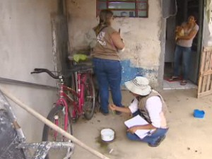 Dengue São José dos Campos (Foto: Reprodução/TV Vanguarda)