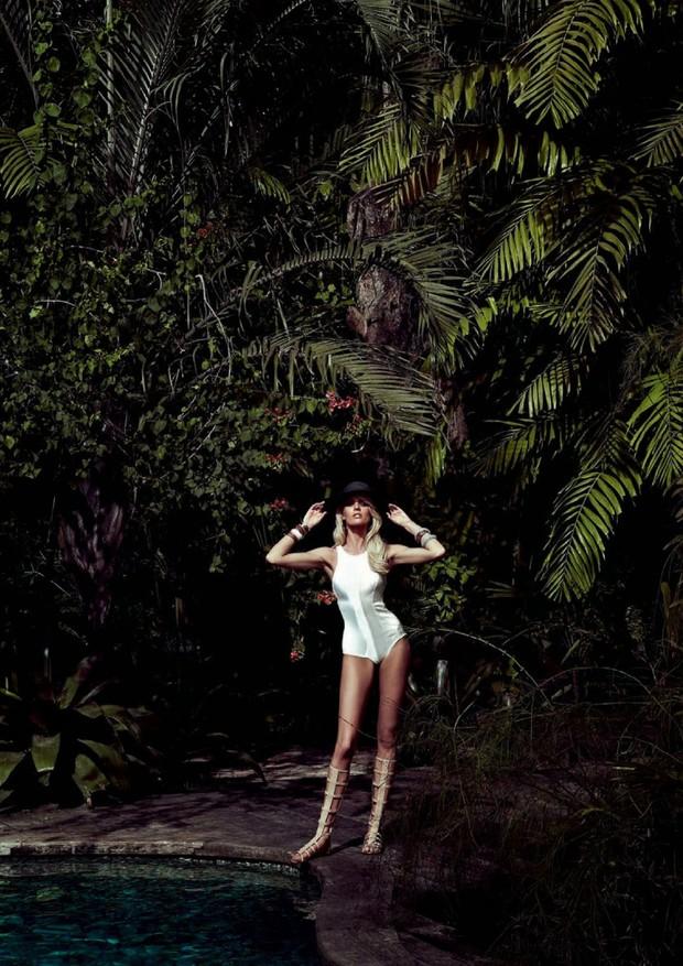 Saiba como cuidar do cabelo no verão para evitar danos causados por sol, mar e piscina (Foto: Arquivo Vogue/ Zee Nunes)