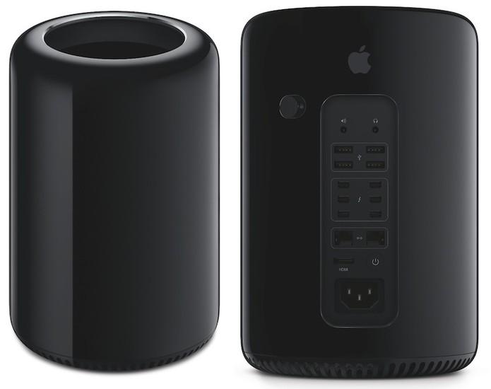 Configurações do Mac Pro atendem aos usuários mais exigentes (Foto: Divulgação/Apple)