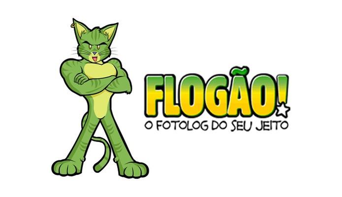 Flogão foi muito popular em época de limitações no Orkut e ainda continua ativo (Foto: Divulgação/Flogão) (Foto: Flogão foi muito popular em época de limitações no Orkut e ainda continua ativo (Foto: Divulgação/Flogão))