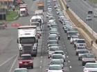 Rodovias da região têm tráfego intenso na volta do feriado de Páscoa