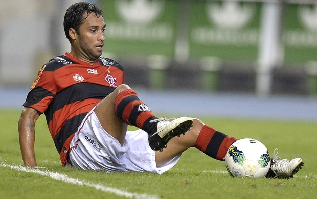 Ibson, Flamengo x Gr&#234;mio (Foto: Alexandre Loureiro / Vipcomm)
