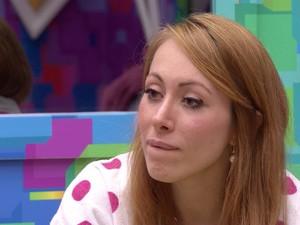 BBB às 21h48m do dia 02/03. (Foto: Big Brother Brasil)