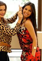 Rayanne Morais e Orama Valentim revelam truques e dicas de beleza