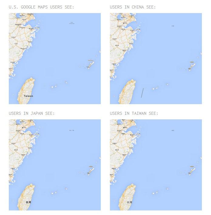 Ilhas são alvo de disputa entre China e Japão (foto: Reprodução) (Foto: Ilhas são alvo de disputa entre China e Japão (foto: Reprodução))