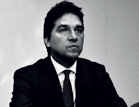 O ex-vice presidente da Caixa,Fábio Cleto (Foto: ABR)