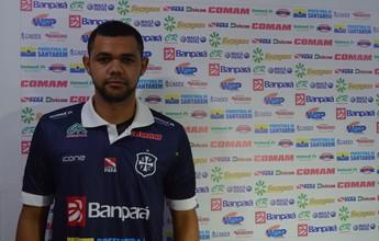 Paulo Rafael chega ao MAC com acessos e gols no futebol paraense