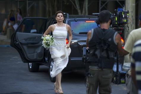 Debora Bloch em cena de Sete vidas (Foto: Estevam Avellar/TV Globo)