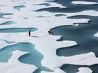 Mar subiu 8 metros da última vez que planeta teve clima atual, diz estudo