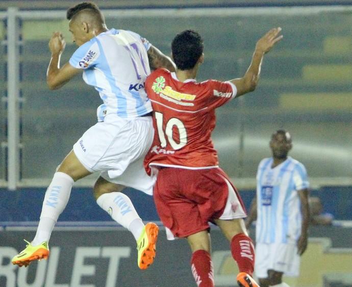 Macaé x Mogi Mirim, no Estádio Moacyrzãom (Foto: Tiago Ferreira/ Macaé Esportes)