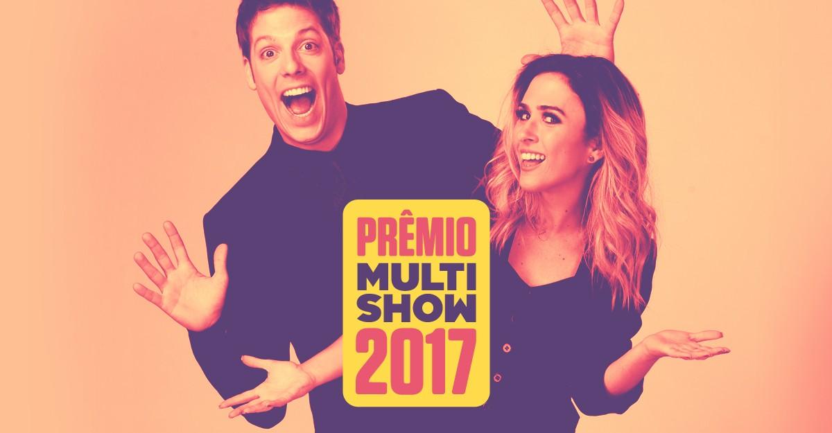 Premio Multishow 2017 (Foto: Divulgao)