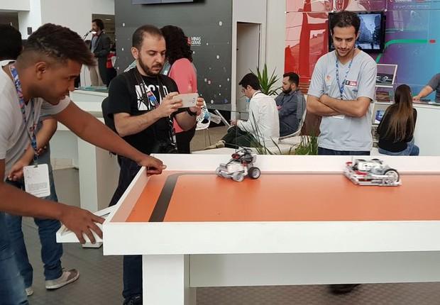 Feira Internacional de Negócios, Inovação e Tecnologia (Foto: Welton Máximo/Agência Brasil)