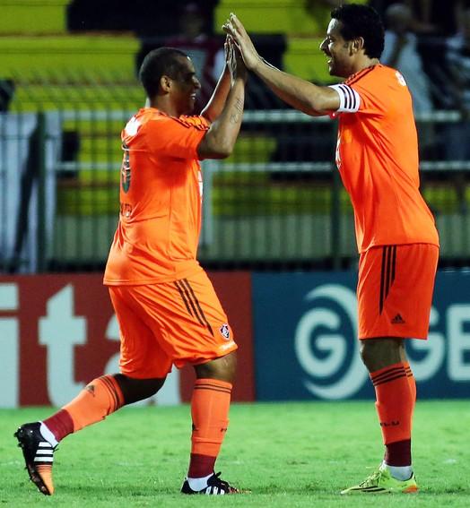 alerta ligado (Nelson Perez/Fluminense FC)