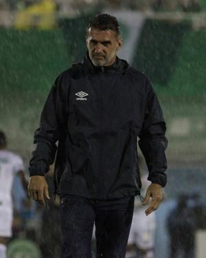 Vagner Mancini Chapecoense x Metropolitano (Foto: Sirli Freitas/Chapecoense)