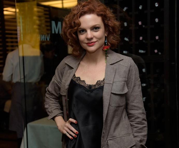 Maria Eduarda de Carvalhose despede de Laila, sua personagem na novela das 6 (Foto: Raphael Dias/ Gshow)