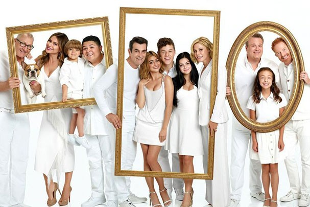 """Oitava temporada de """"Modern Family"""" (Foto: Divulgação)"""