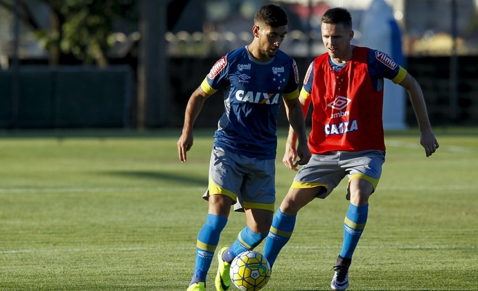 Arrascaeta, Ezequiel, Cruzeiro (Foto: Washington Alves/ Light Press)