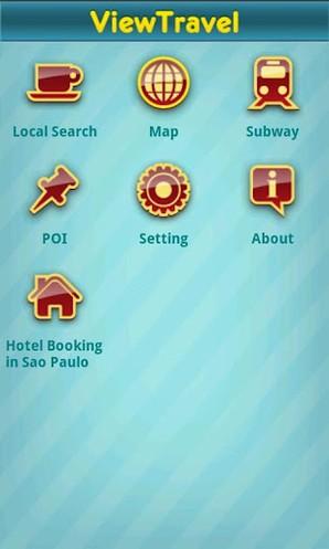 sao paulo mapa