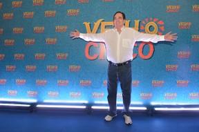 Benedito Ruy Barbosa, o autor da novela Velho Chico (Foto: Globo / João Miguel Junior)