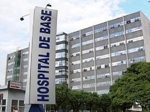 Hospital de Base são josé do rio preto (Foto: Reprodução / TV TEM)